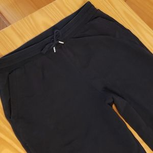 Two By Vince Camuto Soft Jogger Pants BLACK L